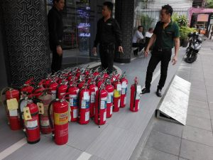 work@จิวเวอร์รี่ HUB บางรัก | S Fire Protection2510